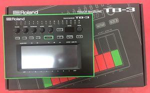 Roland ベースラインシンセ TB-3入荷しました| ハードオフ三河安城店