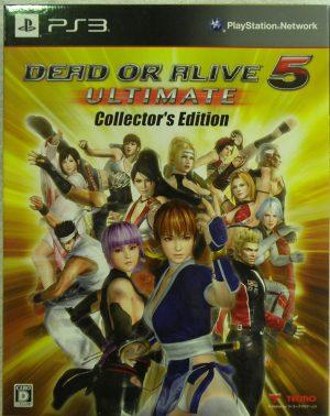 DEAD OR ALIVE 5 Ultimate コレクターズエディション| ハードオフ安城店