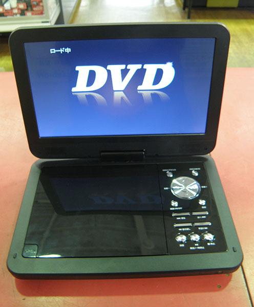 TOHO SD-PDV101 ポータブルDVDプレーヤー| ハードオフ安城店