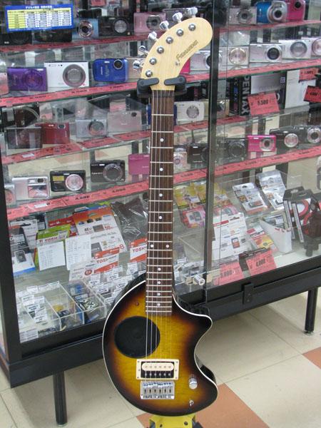 Fernandes ZO-3GF アンプ内蔵ギター| ハードオフ三河安城店