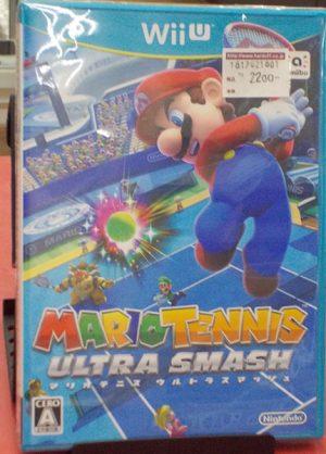 Nintendo WUP-P-AVXJ マリオテニス ウルトラスマッシュ| ハードオフ西尾店