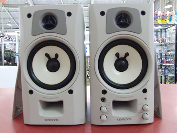 ONKYO  アクティブスピーカー GX-70AX| ハードオフ安城店