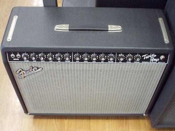 Fender ギターアンプ Twin-Amp 01| ハードオフ西尾店