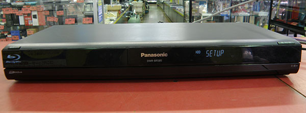 Panasonic  BDレコーダー DMR-BR585| ハードオフ安城店