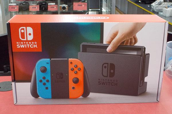 Nintendo/任天堂 Nintendo Switch| ハードオフ西尾店