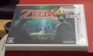 Nintendo ゼルダの伝説 神々のトライフォース2| ハードオフ西尾店