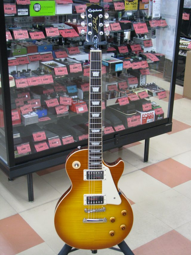 Epiphone エレキギター Les Paul Standard Plus Top Pro| ハードオフ三河安城店