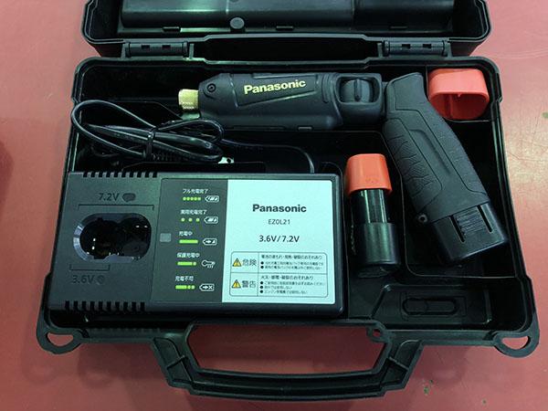 PANASONIC スティックインパクトドライバー EZ7521LA2ST2| ハードオフ安城店