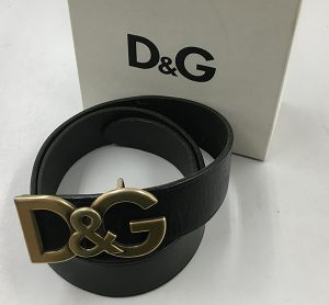定番アイテム!D&Gのデカロゴバックルベルト入荷!| オフハウス豊田上郷店