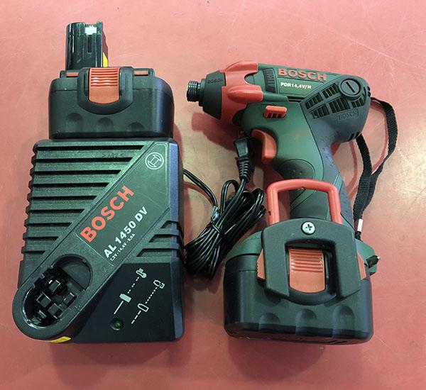 BOSCH 充電インパクトドライバー PDR14.4V/N| ハードオフ安城店