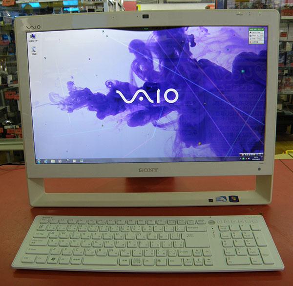 SONY  パソコン VPCJ226FJ| ハードオフ安城店