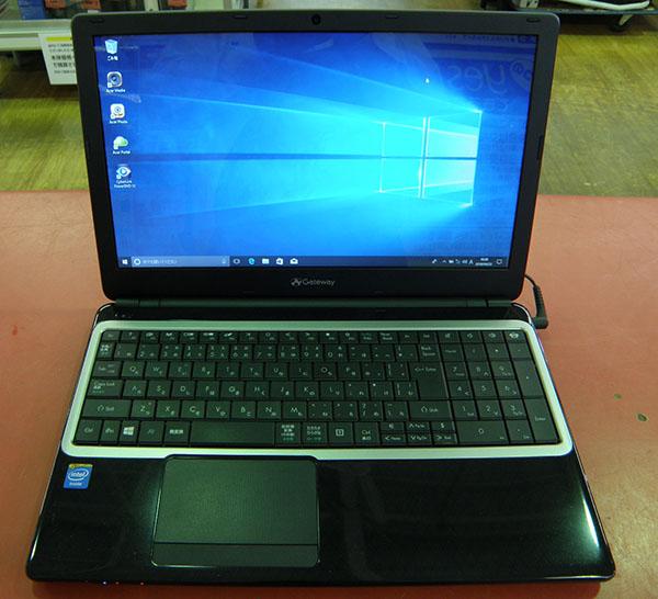 Gateway  ノートパソコン NE572-F14D/F| ハードオフ安城店
