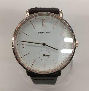 北欧デンマークのブランド!BERINGの腕時計入荷!| オフハウス豊田上郷店