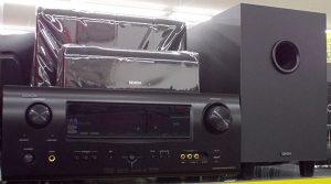 DENON サラウンドシステム AVR-1911/SYS-56HT| ハードオフ西尾店