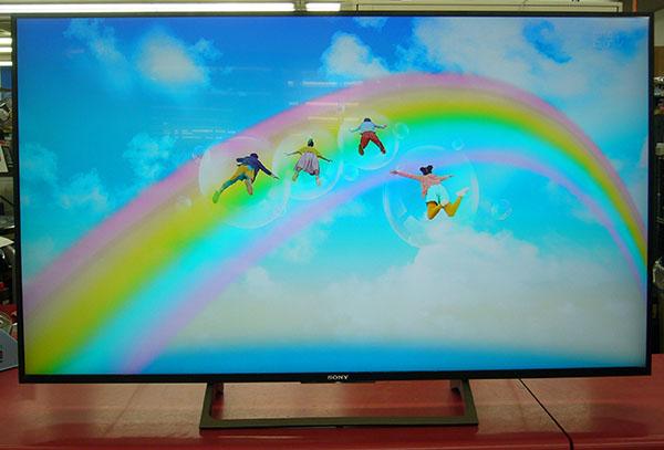 SONY 液晶TV BRAVIA  KJ-55X8500E| ハードオフ豊田上郷店