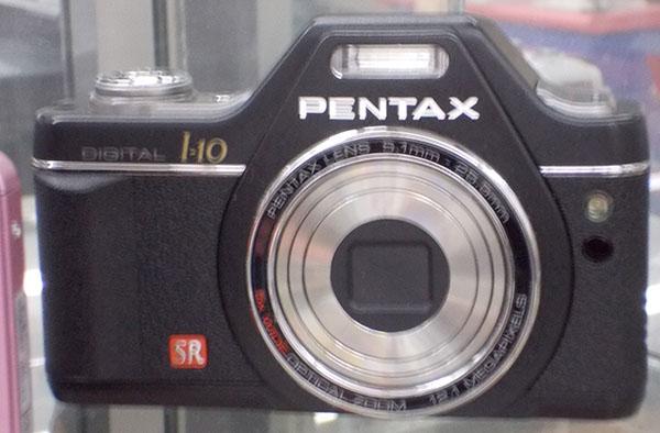 PENTAX デジタルカメラ Optio I-10| ハードオフ西尾店