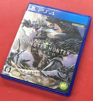 PS4ソフト   モンスターハンター:ワールド PLJM-16110| ハードオフ豊田上郷店