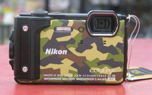 NIKON デジタルカメラ COOLPIX W300 カムフラージュ入荷しました| ハードオフ三河安城店