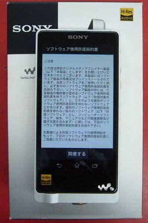 SONY WALKMAN  NW-ZX1| ハードオフ豊田上郷店