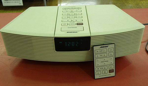 BOSE  クロックラジオ AWR1-0W| ハードオフ安城店