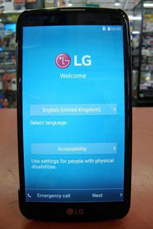 LG  スマートフォン K10 Dual SIM LTE 16GB K430DSY| ハードオフ安城店