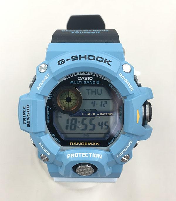 2016年限定品!G-SHOCK RANGEMAN 「GW-9402KJ-2JR」入荷!| オフハウス豊田上郷店