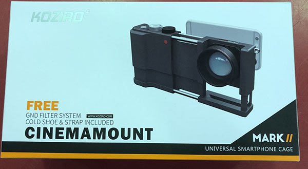 KOZIRO Cinema Mount MARK2 スマホ用カメラマウント| ハードオフ安城店