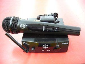 ワイヤレスシステム WMS40 PRO MINI Vocal SET| ハードオフ豊田上郷店