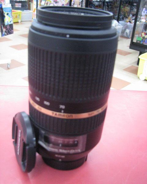 SP 70-300mm F/4-5.6 Di VC USD カメラレンズ買い取りました| ハードオフ三河安城店