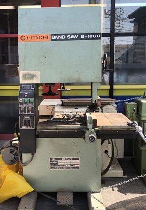 HITACHI 木工用バンドソー B-1000| ハードオフ安城店