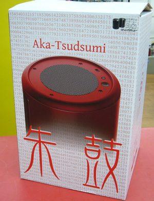 円筒型 Mini-ITX ケース 朱鼓 AT-PI314| ハードオフ豊田上郷店