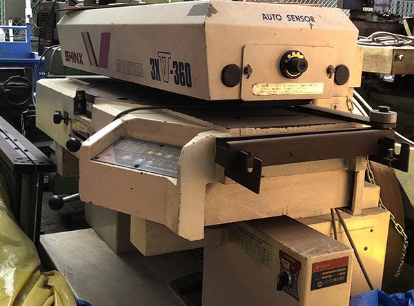SHINX 超仕上げ鉋盤 3XV-360| ハードオフ安城店