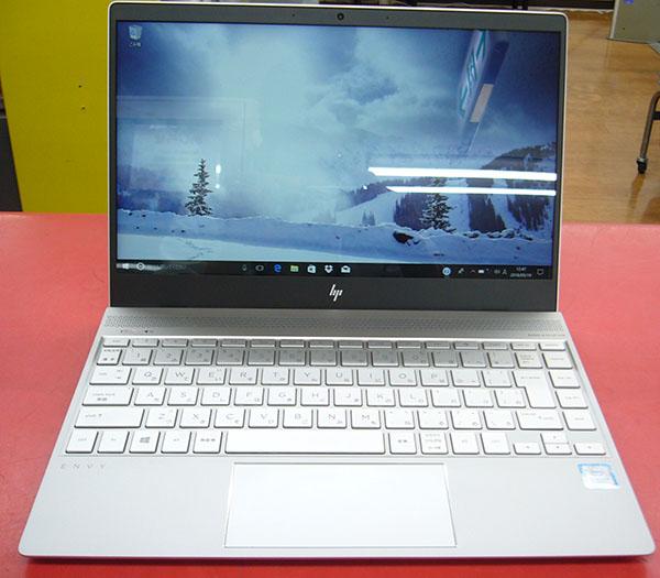 HP ノートパソコン ENVY 13 ベーシックモデル| ハードオフ豊田上郷店