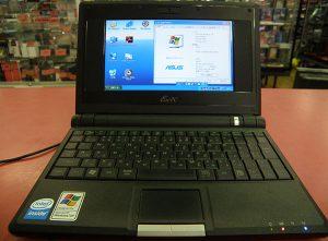 ASUS  ノートパソコン Eee PC701SD-BLK007X| ハードオフ安城店