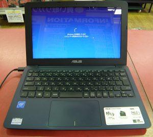 ASUS  ノートパソコン R206SA-FD0001T| ハードオフ安城店