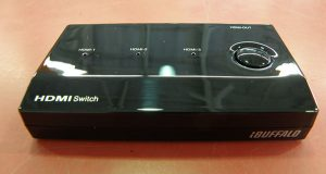 BUFFALO  HDMIセレクター BSAK301| ハードオフ安城店