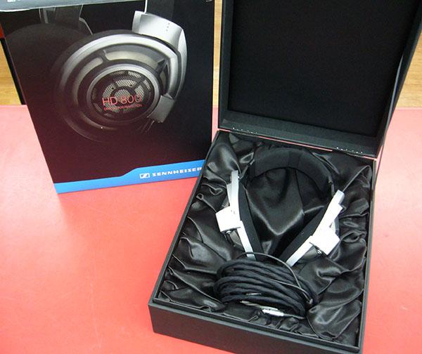 Sennheiser  ヘッドホン  HD800| ハードオフ豊田上郷店