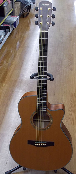 Morris アコースティックギター S-30| ハードオフ西尾店
