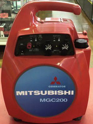 MITSUBISHI ガス発電機 MGC200| ハードオフ安城店