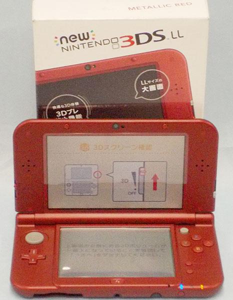 Nintendo/任天堂 Nintendo new 3DS LL RED-001| ハードオフ西尾店