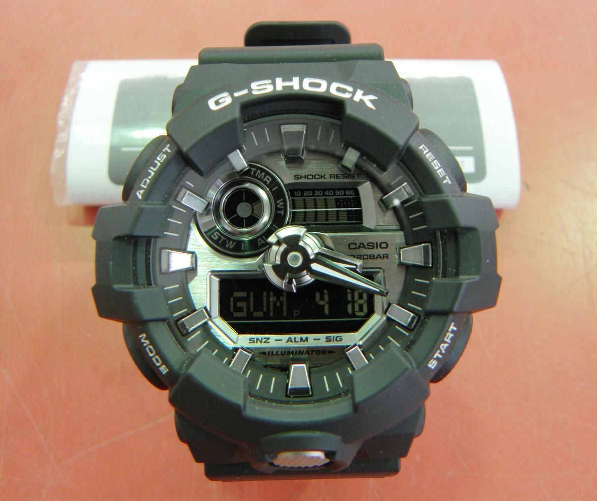 CASIO  Gショック GA-710| ハードオフ安城店