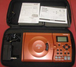 TASCAMのCDギタートレーナー CD-GT1MKⅡ入荷しました| ハードオフ三河安城店