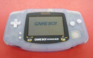 Nintendo ゲームボーイアドバンス AGB-001 GBAジャイアンツバージョン| ハードオフ豊田上郷店