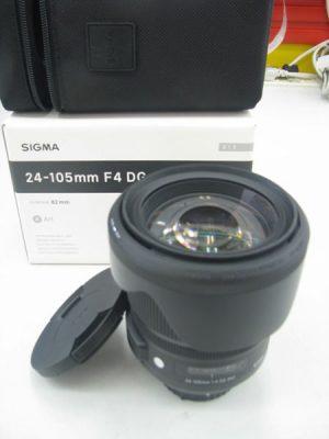 Nikon用レンズ SIGMA  24-105mm F4 DG OS HSM 買い取りました| ハードオフ三河安城店