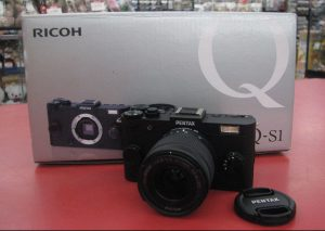 PENTAX Q-S1 ブラック ズームレンズキット 買取りさせて頂きました| ハードオフ三河安城店