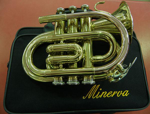 Minerva   ポケットトランペット MPT250L| ハードオフ安城店
