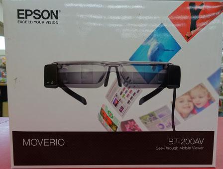 EPSON BT-200AV| ハードオフ三河安城店