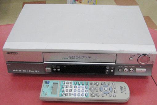 Victor S-VHS ET HR-VT700| ハードオフ三河安城店