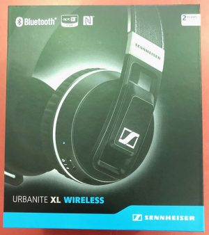 SENNHEISER Bluetoothヘッドホン URBANITE XL WIRELESS| ハードオフ安城店