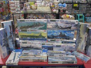 戦艦プラモデル大量入荷しました| ハードオフ三河安城店